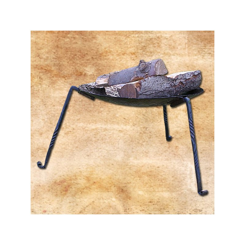 feuerschale mit abnehmbaren standbeinen 59 90. Black Bedroom Furniture Sets. Home Design Ideas