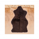Lambskin, natural brown, approx. 90 cm