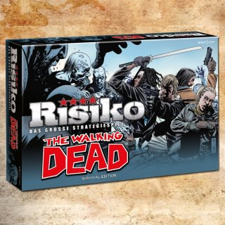 RISIKO - The Walking Dead Survival Edition