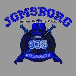 T-Shirt Jomsburg - Military University Vineta
