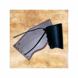 Arm Guard, medium - braun/brown, S