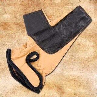Bogenhandschuh - linkshändig, L