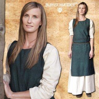 Cotton Dress Birka - green