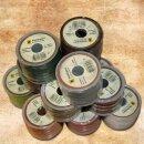 Saddler thread, dark brown (0,7)