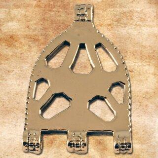 Verteilerplatte 81, bronze