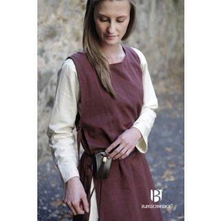 Cotton Dress Birka - brown