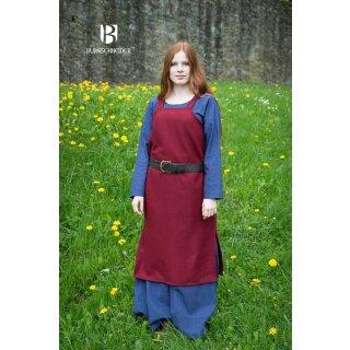 Viking Dress Jordis - red