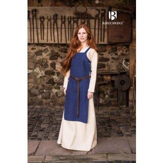 Apron Dress Gyda, blue