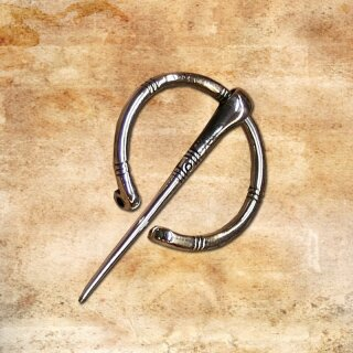 Silver Ring Fibula