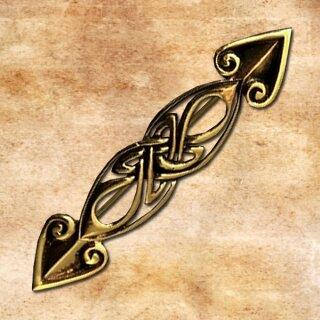 Fibula Celtic Ornamentic 75