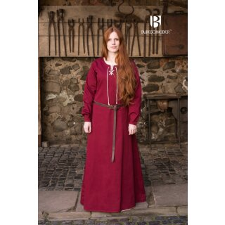 Dress Cilie - red XXL