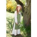 Children Dress Ylva, lime green 140
