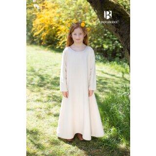 Kinderunterkleid Ylvi, natur 128