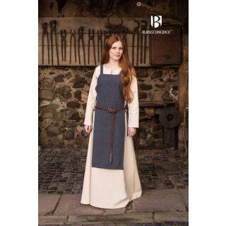 Apron Dress Gyda, grey XL