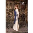 Apron Dress Gyda, blue M