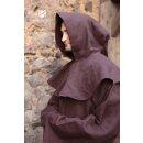 Monks Habit Franziscus - brown XXL/XXXL