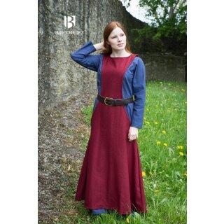 Surcoat Albrun - red XXXL
