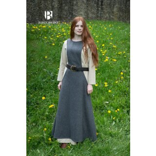 Surcoat Albrun - grey XXL