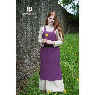 Wikingerkleid Frida - flieder XL