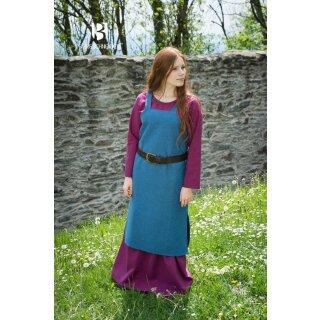 Viking Dress Frida - sea blue XXL