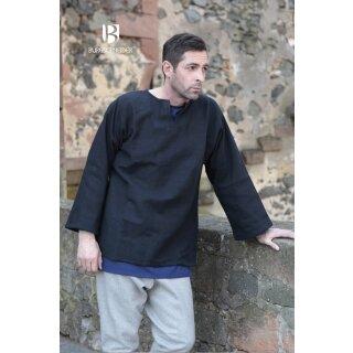 Short Tunic Eric - black S