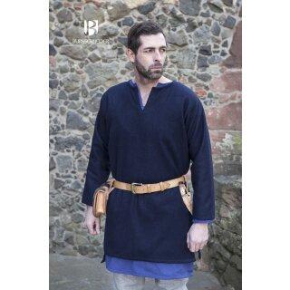 Woolen Tunic Lodin - blue M