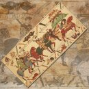 Gobelin Tapestry Bayeux - Mare 115 x 55 cm