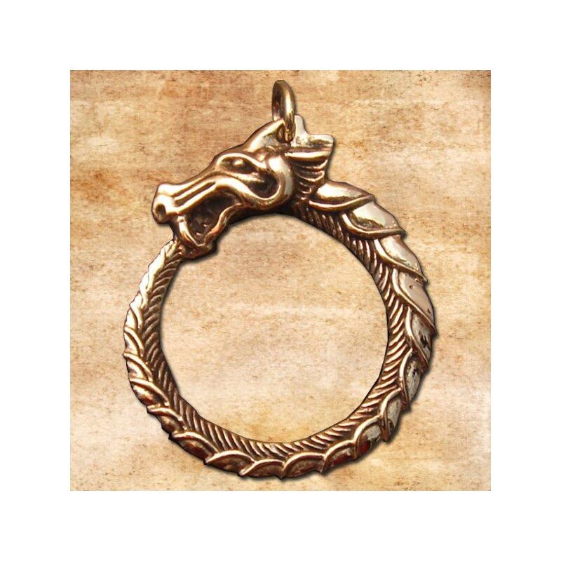 Midgard serpent pendant 995 midgard serpent pendant mozeypictures Image collections