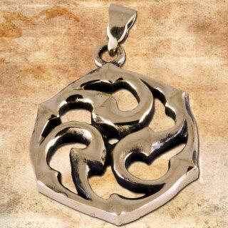 Radamulett 25 Bronze