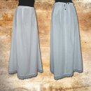 Underskirt made from cotton L/XL black