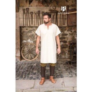 Short-sleeve Under Tunic Snorri, natural L