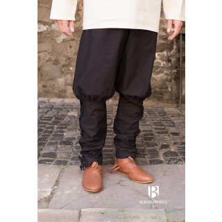 Trousers Wigbold, black M