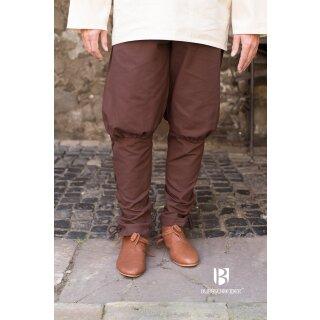 Trousers Wigbold, brown XXL
