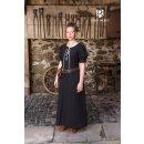 Woman\'s Dress Gretl, black L