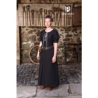 Woman's Dress Gretl, black XL