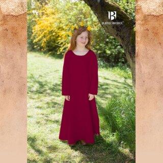 Kinderunterkleid Ylvi, bordeaux 152