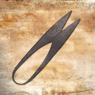 Medieval Scissors, hand-crafted