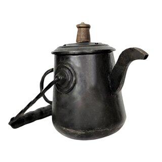 Camp kettle, steel