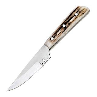 Messer mit Hirschhorngriff