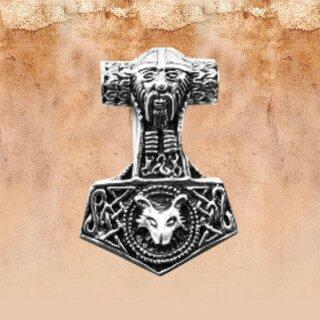 Thors Hammer THORON - silver