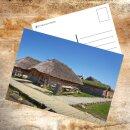 Postkarte Dorf