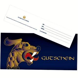 Geschenk Gutschein 90 Euro