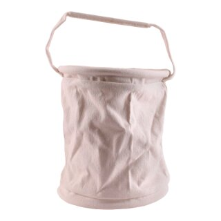 Canvas Folding bucket, approx. 8.5 litres