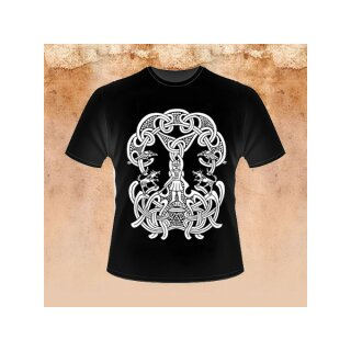 T-Shirt Odin and the runes
