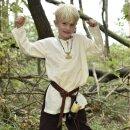 Children Medieval Tunic Arn, nature