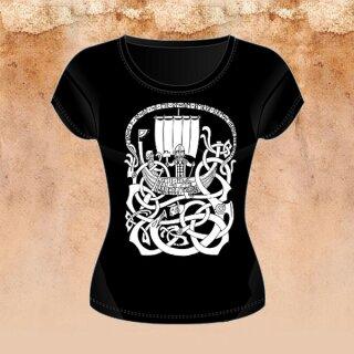 Girlie-Shirt Thor XL