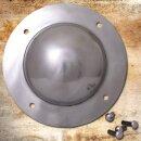Schildbuckel, 2 mm Stahl