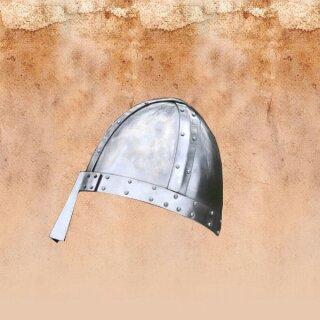 Normannischer Spangenhelm, 2 mm Stahl
