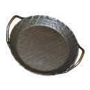 Wrought-Iron Pan with handles, big