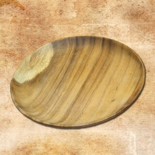 Acacia Wooden Plate, 30 cm